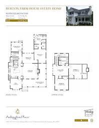 burton farm house floor plan house