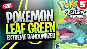 Pokemon Leaf Green Extreme Randomizer GBA Rom (With Download Link ...