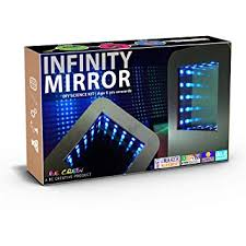 be cre8v led based infinity mirror