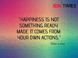 kata kata bijak ini jadi mantra untuk lebih bahagia jalani hidup