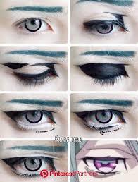 tutorial makeup cosplay