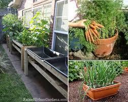 decoration small vegetable garden ideas