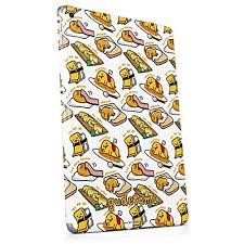 Skinit Gudetama 5 More Minutes Ipad 9 7in 2018 Skin Officially Licensed Sanrio Tablet Decal Ultra Thin Lightweight Vinyl Decal Protection