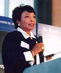 Eddie Bernice Johnson (1935- ) •