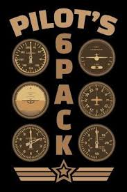 pilot s 6 pack pilot journal airplane