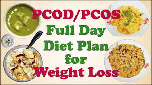 pcod pcos t plan for weight loss