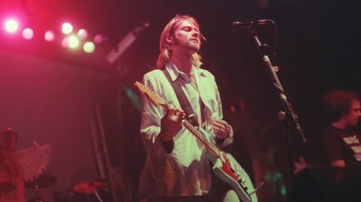 Mengenal Kurt Cobain