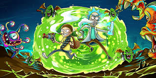 rick and morty tv shows hd 4k