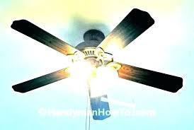 harbor breeze fan remote not working