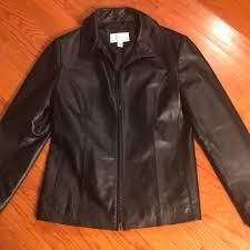 genuine lambskin coat