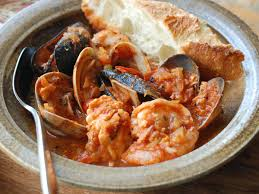 Cioppino with Mussels Recipe - Andrew ...