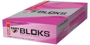clif clif shot bloks single