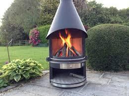 garden and outdoor solid fuel fires