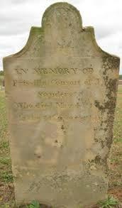 Priscilla Sanders (1792-1823) - Find A Grave Memorial