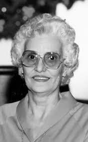 Myrtle Johnson   Obituary   Sentinel Echo