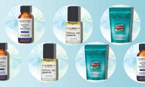 the 4 best toenail fungus treatments