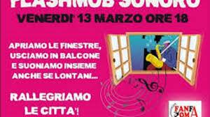 Coronavirus, flashmob sonoro nel weekend in tutta Italia per ...