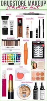makeup starter kit to build