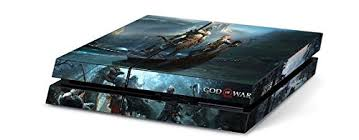 God Of War Gow 2018 Game Skin For Sony Playstation 4 Ps4 Console Video Games Amazon Com