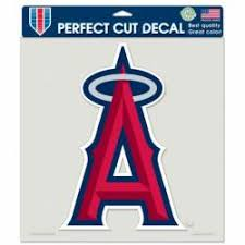 Los Angeles Angels Stickers Decals Bumper Stickers