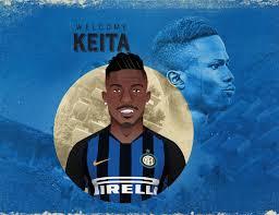 Keita Balde is an Inter player!