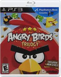 Amazon.com: Angry Birds Trilogy - Playstation 3: sony playstation3 ...