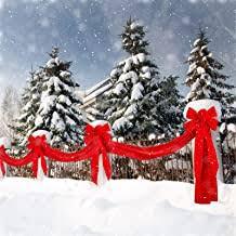 Amazon Com Christmas Fence Decorations