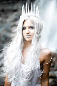 being an ice queen