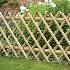Garden Trellis Screening Garden Fence Panels Gates Diamond Trellis