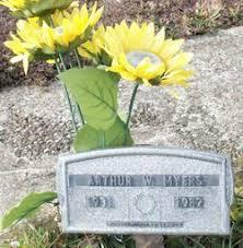 Arthur William Myers (1931 - 1982) - Genealogy