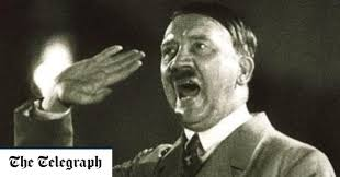 Adolf Hitler 'a gibbering super-junkie' whose veins collapsed under strain  of thousands of opiate injections, author claims