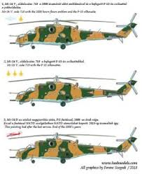 Mi 24 V D Eagle Killers With Nato Decal Hobbysearch Military Model Store
