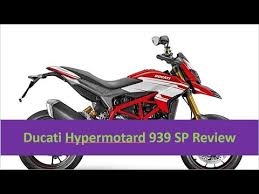 ducati hypermotard 939 sp review
