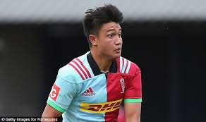 sport news Marcus Smith to become second youngest Premiership flyhalf