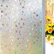 color opaque frosted window s