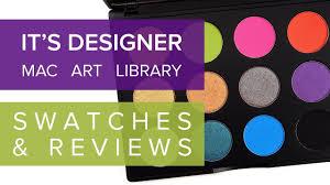 designer art library palette review