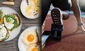 meal plan for a runner short distance