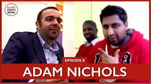 ILYW Episode 8 - Adam Nichols | I Love Youth Work - YouTube