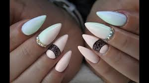 Pastel Ombre Nails Lakiery Hybrydowe By Natalia Siwiec Indigo