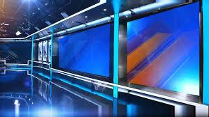 خلفيات استديو زرقاء News Cast Studio All New فيديو Dailymotion