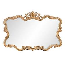 large gold wall mirror com