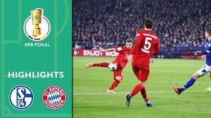 FC Schalke 04 vs. FC Bayern Munich 0-1 | Highlights | DFB-Pokal 2019/20