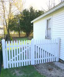 The House With The White Picket Fence One Hundred Dollars A Month