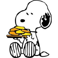 Snoopy Cooking Cookies The Peanut Family Colored Cartoon Character Wall Art Sticker Vinyl Decals Girls Boys Children Baby Bedroom House School Wall Decor Sticker Peel And Stick Size 40x20 Inch Walmart Com