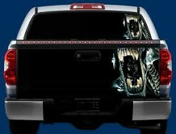 Car Truck Graphics Decals Batman Vs Joker Tailgate Or Window Truck Tailgate Wrap Vinyl Graphic Decal Wrap Auto Parts And Vehicles