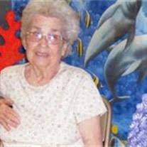 Maxine West Chappell Obituary - Visitation & Funeral Information