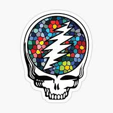 Steal Your Face Stickers Redbubble