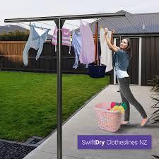 Swiftdry Coast Line Clothesline Swiftdry Clotheslines Nz