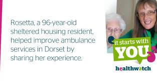 Speaking up helps improve care for sheltered housing residents | Healthwatch
