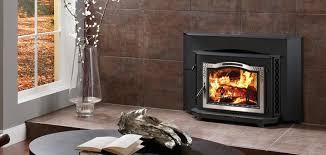 wood fireplace inserts
